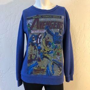 Sweaters - Forever 21 marvel avengers graphic sweatshirt